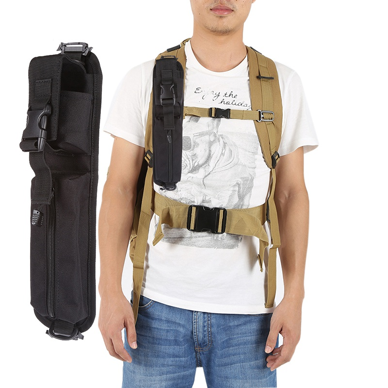 Outdoor Climb Bag Strap Bags EDC Tool Tactical Pouch Backpack Shoulder Strap Bag Hunting Tools Pouch Bag Accessory image
