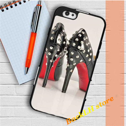 3da83a9106d2 Christian Louboutin Red Bottom Heels fashion case cover for iphone 4 4S 5C  5 5S SE 6 6S 6 plus 6s plus 7 7 Plus  QA312