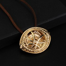 Best Doctor Strange Eye Of Agamotto Necklace For Sale Cheap