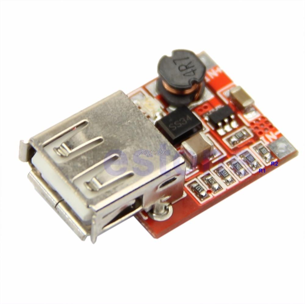 Zubehör Und Ersatzteile Ladegeräte Realistisch Neue Dc Dc Converter Step Up-boost Modul 3 V Bis 5 V 1a Usb Ladegerät Für Mp3 Mp4 Telefon Z17 Drop Schiff