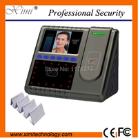 Good quality Wireless Wi Fi 125KHz TCP/IP rs232&485 100000 Logs capacity Camera face access control and time attendance device