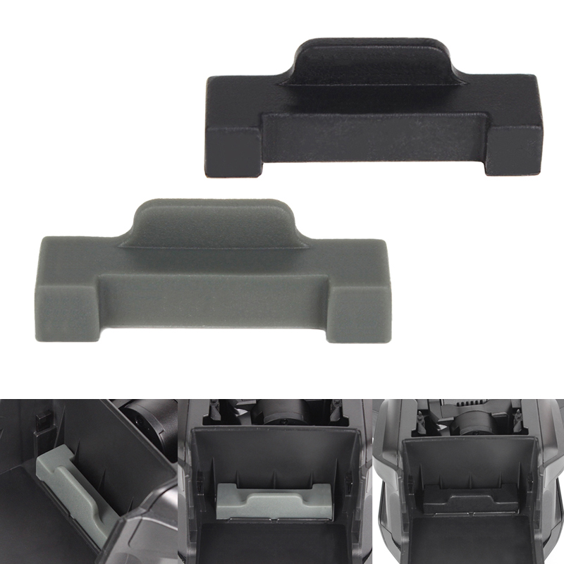 Silicone Dustproof Plug Cover Battery Charging Port Protector For Air font b Drone b font Body