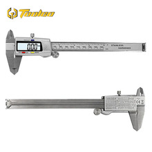 Toolgo 0-150mm Digital Electronic Vernier Caliper High Precision 0.1mm Micrometer Measuring Instrument