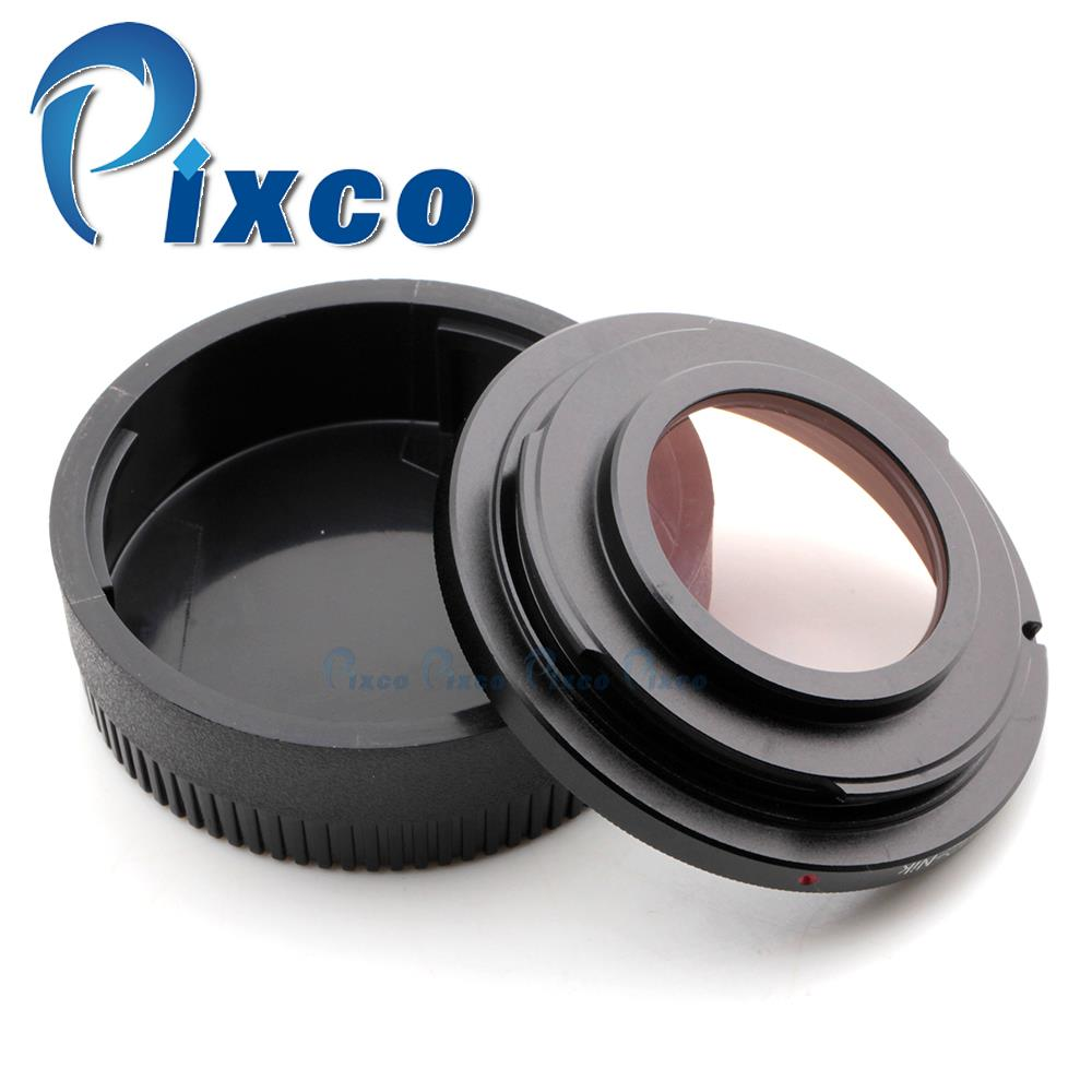 Pixco Lens Adapter Ring Suit For M42 to Ni kon Camera D750 D810 D4S D3300 Df D5300 D610 D7100 D5200 D600 D3200 D800 D5100 D7000