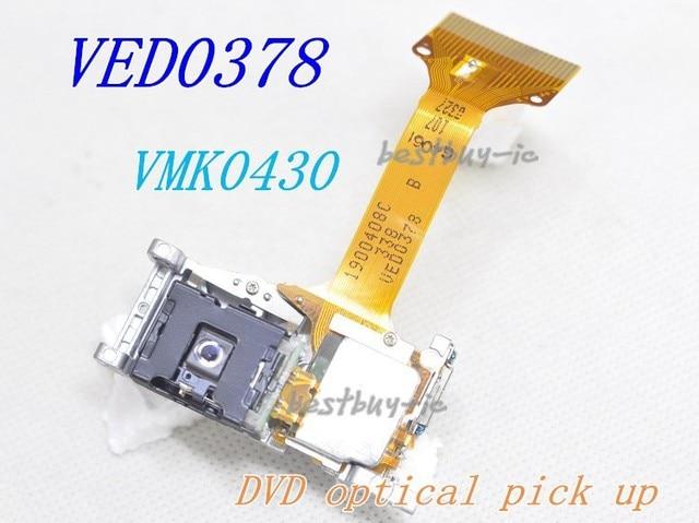Free shipping DVD Optical pick up VED0378 / VMK0430 for DVD Laser Lens Pickups