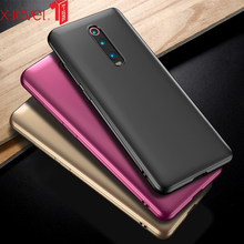 For Xiaomi Redmi K20 Pro Case X-Level Soft TPU Super Thin Back Phone Coque Cover For Xiaomi Mi 9T 9T Pro Case Redmi K20 Case xiaomi redmi s2 case cover transparent ultra thin soft silicone silm plating edge tpu back cover for xiaomi redmis2 phone coque