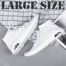 Air Cushion Shoes Men Sneakers Summer Casual Moda Hombre 2018 Shoe Fashion Chaussure Homme Large Size 46
