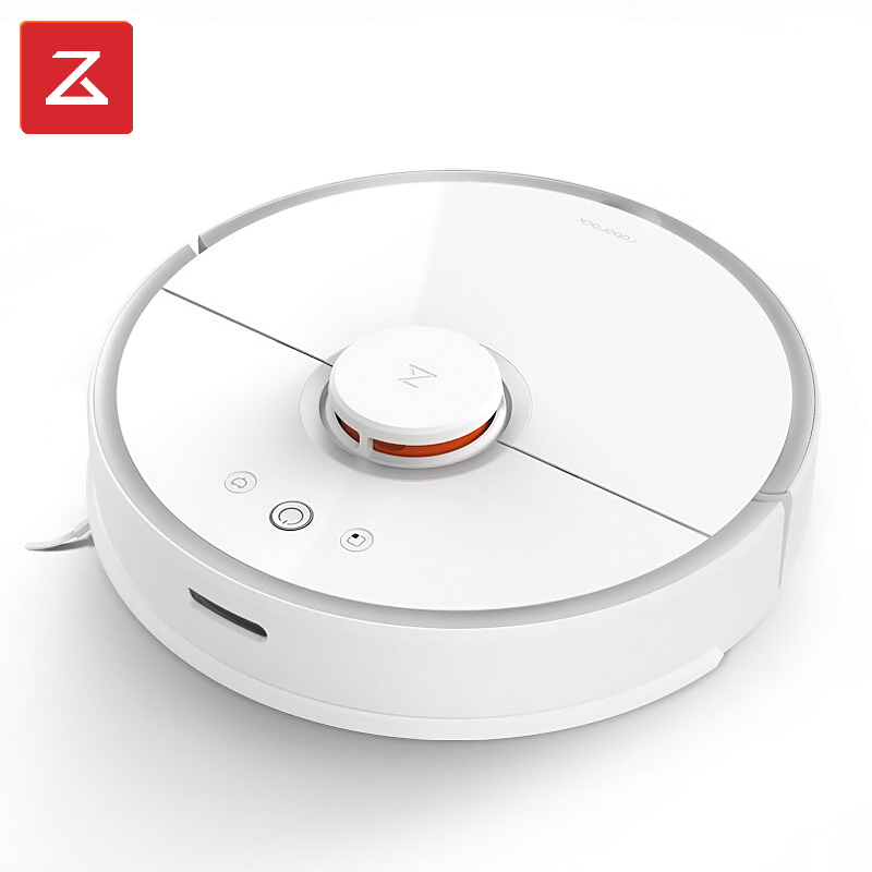 Roborock S50 S55 International Version Robot Vacuum Cleaner Automatic Cleaning For Home Smart Planned APP Control
