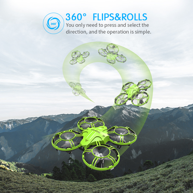 Eachine E016H Mini Altitude Hold Headless Mode 8mins Flight Time 2.4G RC Drone quadcopter RTF-in RC Helicopters from Toys & Hobbies on Aliexpress.com | Alibaba Group
