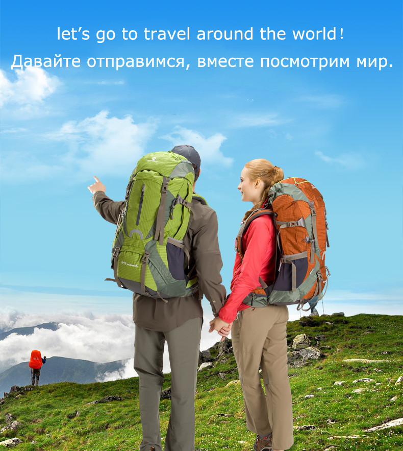 3f1740299dba Maleroads High quality Professional Climb backpack Travel backpack ...