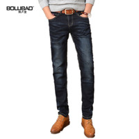 Bolubao New Men S Jeans Brand Fashion Classic British Style Stretch Skinny Jeans Men Casual Slim