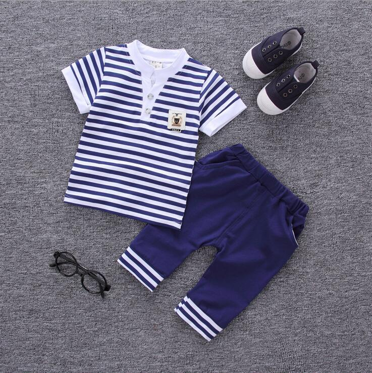 Baby Boy Clothes Summer 2017 Newborn Baby Boys Clothes Set