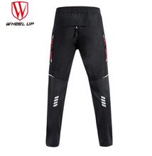 цены на WHEEL UP Spring Autumn Men Cycling Pants Cycling Clothing Long Bike Pants Quick Dry Anti-sweat Breathable Pockets Bicycle Trouse  в интернет-магазинах