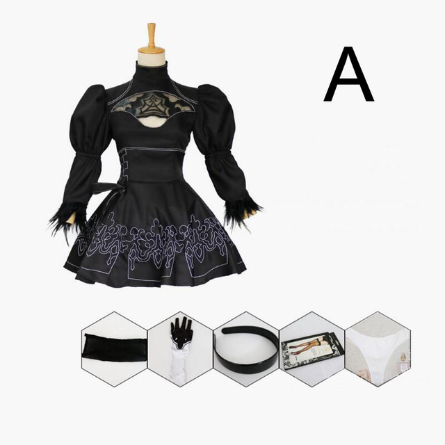 Chinese-Size-Nier-Automata-Yorha-2B-Cosplay-Suit-Anime-Women-Outfit-Disguise-Costume-Set-Fancy-Halloween.jpg_640x640