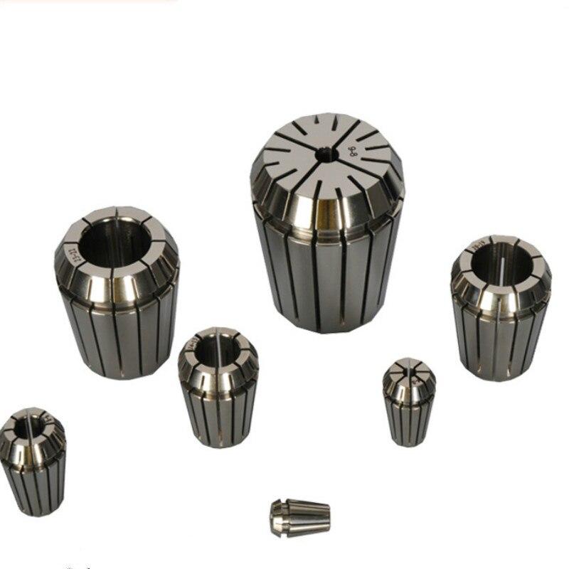 13pcs ER20 Precision Spring Collet Chuck Set CNC Milling Lathe Tool Spindle Motor