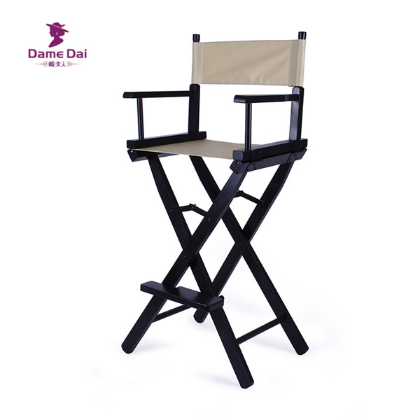 buy bar height director chair frame with cavans garden furniture wooden portable folding high director chair wood from