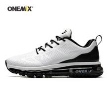 Max los hombres Zapatos de malla de punto zapatillas diseñador directo deportes zapatillas de deporte de las mujeres de invierno cojín negro caminar al aire libre calzado DIY