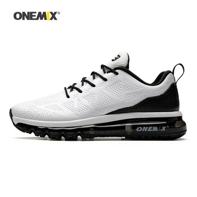 Max мужские кроссовки для бега сетчатые вязаные кроссовки дизайнерские теннисные Спортивные кроссовки женские зимние черные подушки уличная прогулочная обувь DIY