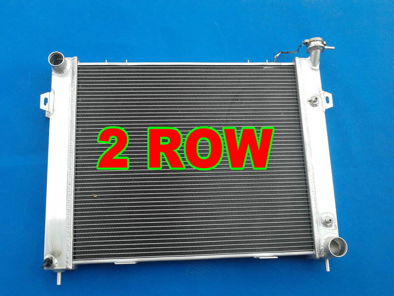 ALUMINUM RADIATOR Fit 93 1997 FOR Jeep Grand FOR Cherokee ...