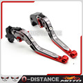 For MV Agusta Brutale 675 12-16, Brutale 800 13-15 Motorcycle Accessories Folding Extendable Brake Clutch Levers