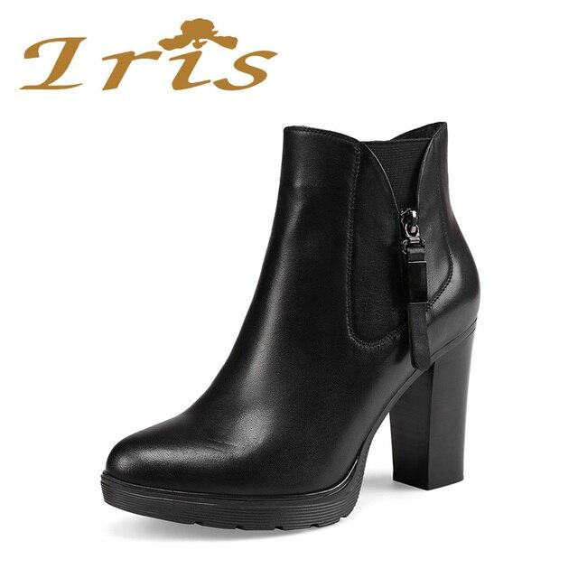 Chaussures Noires Avec Poche Talon Aiguille Pour Dames T6Y2hxI