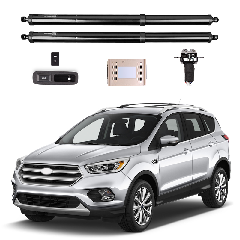 Qty Fits Ford Escape 2013 To 2017 Liftgate Lift Supports Struts W//O Power Gate 2