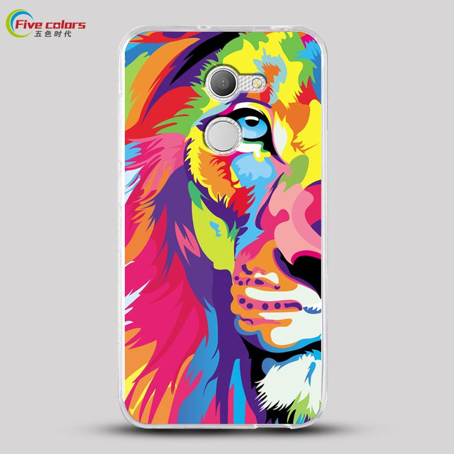 best sneakers 3e716 44fc0 US $2.39 40% OFF|Phone Case For Alcatel A3 XL Cover Soft TPU Silicone Cases  For Alcatel A3 Cover Pattern Coque for Alcatel A3 Plus Phone Bag Capa-in ...