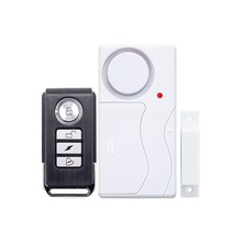 Saful Wireless Home Door Window Burglar DIY Safety Security Alarm System Magnetic Sensor Remote Control alarm system