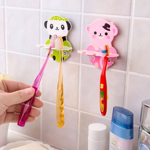 Perfekt Aliexpress : 2017 Zahnbürstenhalter Badezimmer Zubehör Kinder, Badezimmer  Ideen