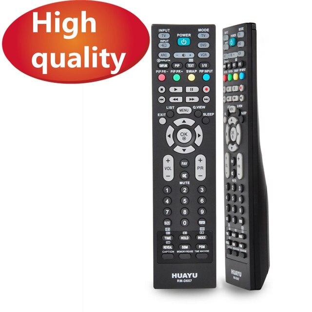 รีโมทคอนโทรลเหมาะสำหรับLg TV Dvd Mkj32022835 6710t00017h Mkj32022805 MKJ32022806 MKJ32022814 MKJ32022826 Vcr