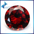 500pcs Wholesale 5A CZ Stone 1~3mm Brilliant Round Cut Dark Garnet Cubic Zirconia For Sale