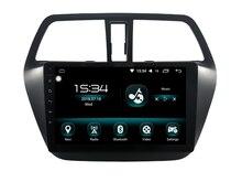 Для Suzuki SX4 S-CROSS 2014 Авторадио Android 8,0 Автомобильный gps Мультимедиа 64 GB rom + ips экран + CARPLAY + TDA7851 Amplifer + запуска автомобиля