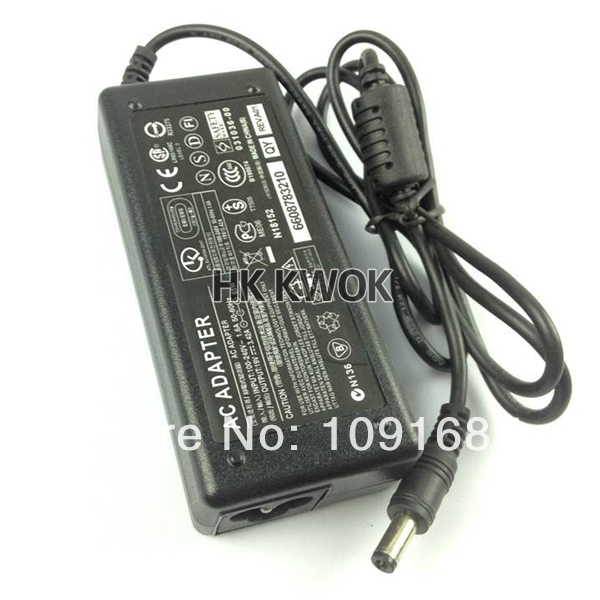 10 PCS Wholesale For 19V 3.42A AC Power Adapter Laptop Charger For Lenovo ADP-65CH A, PA-1560-52LC IdeaPad Y450 5.5mm*2.5mm