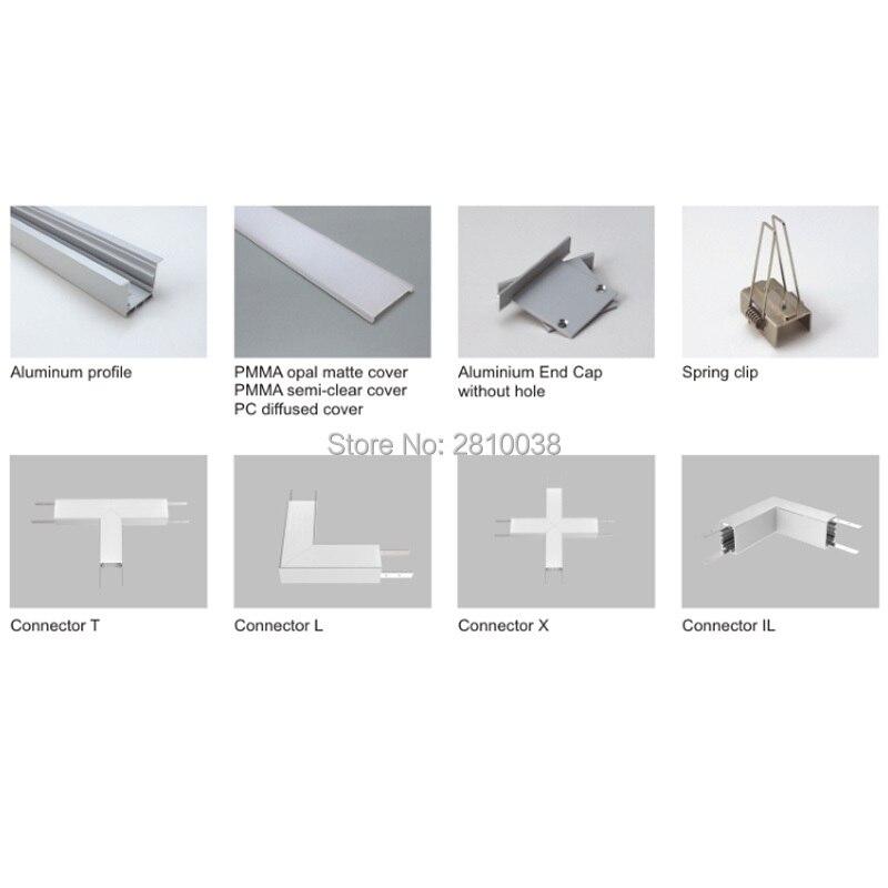 aluminum profile led
