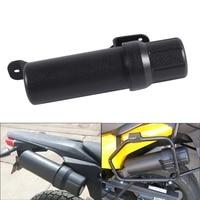 Motorcycle Motobike Waterproof Universal Tool Tube Storage Box Gloves Raincoat Tool Kit