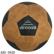 High Quality Soccer Ball Street Soccer Ball Leather football ball size 5 futebole For Hard Groud Super Fibre  ball