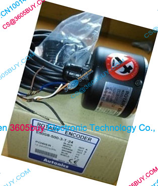 Rotary encoder E50S8-100-3-T-24