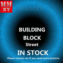 H&HXY DHL IN STOCK 15001 15002 15005 15006 15007 15008 15009 15010 15015 15036 15039 15042House Model Building Block Bricks Toys(China)