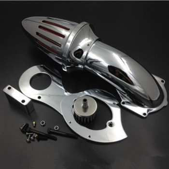 Motorcycle Air Cleaner Kits Intake Filter for 1999-UP Honda Shadow 600 VLX600