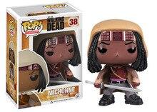 Funko Pop: The Walking Dead Michonne Vinyl Figure
