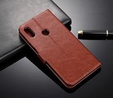 цена на For Zenfone Max Pro M1 ZB602KL Case Premium Leather Wallet Leather Flip Case for ASUS Zenfone Max Pro M1 ZB602KL ZB 602KL X00TD