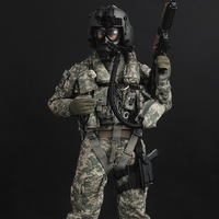 1/6 SS087 United States Army Air Force USAAF Pilot Full Set Figures for Toys Gifts Collections