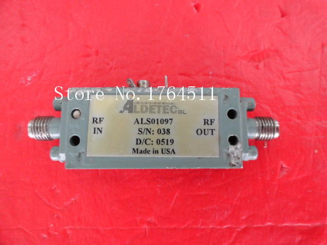 [BELLA] ALDETEC ALS01097 12V SMA Supply Amplifier