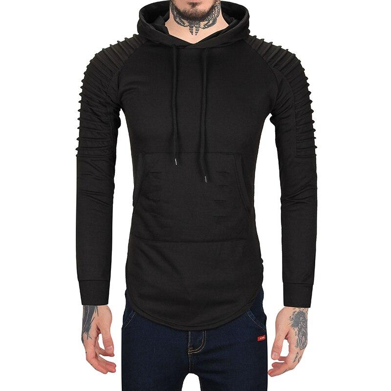 COCEDDB Men Hoodies 2017 Casual Hoodies Men Fleece Fashion Hip Hop Warm Hoody Polo Mens Hoody Jacket Sweatshirt Mens Sweat Homme