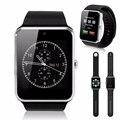 Smart watch GT08 носимых устройств телефон вахты android ios часы bluetooth смарт электроники наручные часы relogio pk huawei watch