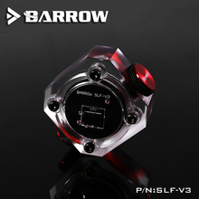 BARROW Water Flow Velocity Meter ( Electronic Data sensor )