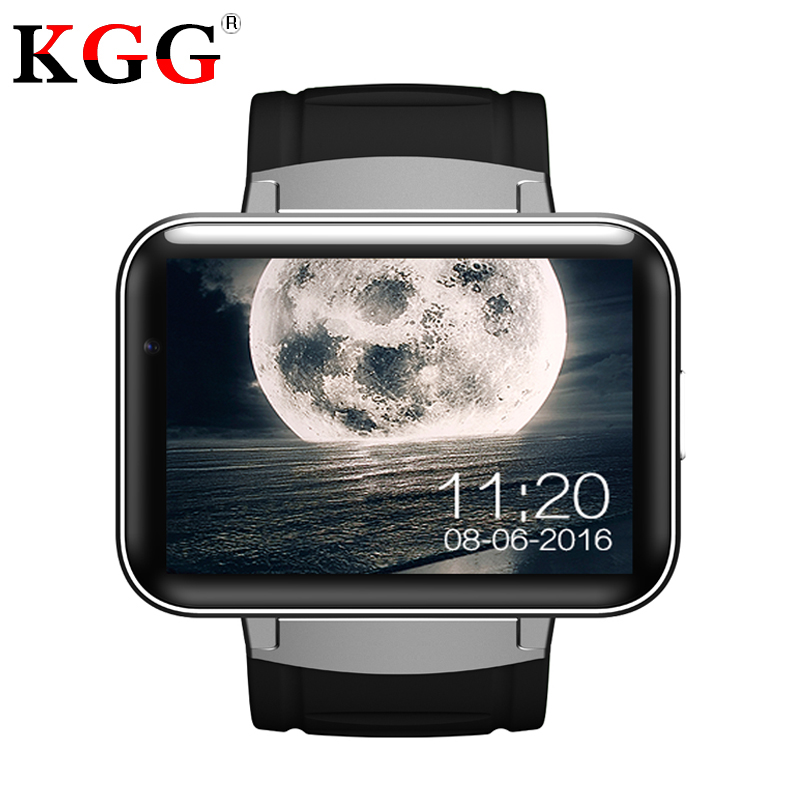 DM98 Smart watch MTK6572 Dual core 2 2 inch touch screen 900mAh Battery 512MB Ram 4GB
