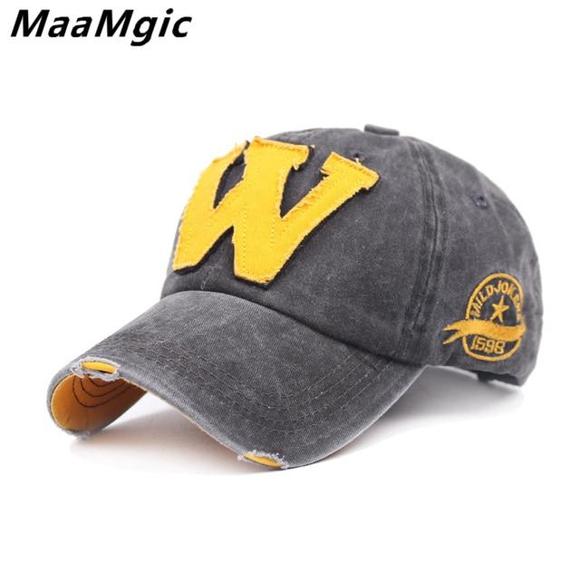 6a035b53a21 New Fashion brand cap baseball cap fitted hat Casual cap gorras 5 panel hip  hop snapback hats wash cap for men women Boy unisex
