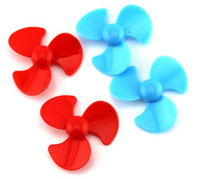 Yuenhoang 10Pcs/lot 3-Blade Arc Propeller Plstic ABS Multi Diameter 50mm 70mm 90mm 30mm Props Paddle FPV Multicopter Propellers