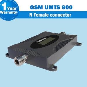 Image 3 - GSM 900 נייד אות מגבר 2G 900mhz gsm מהדר רשת GSM נייד אותות בוסטרים 65dB 16dBm מגבר repetidor s41